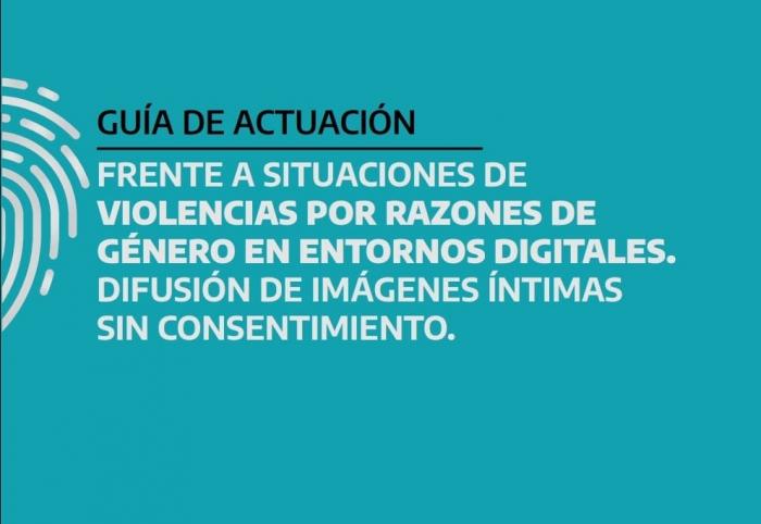 Se presentó la guía de actuación sobre violencia de género en entornos digitales