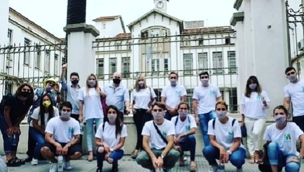 Acto de Amor en el Hospital Gutierrez MISION –AR  Iván Camaño