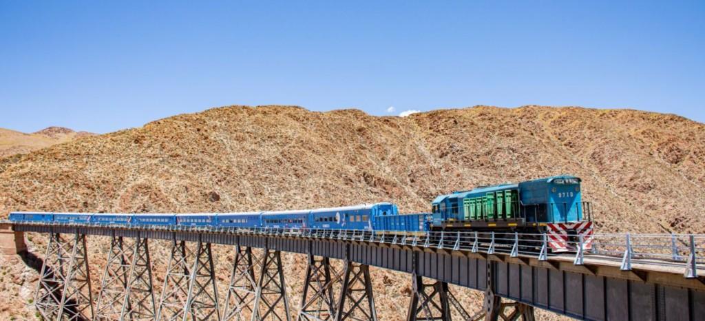 Con el regreso del Tren a las Nubes, se lanzó la temporada de verano en Salta