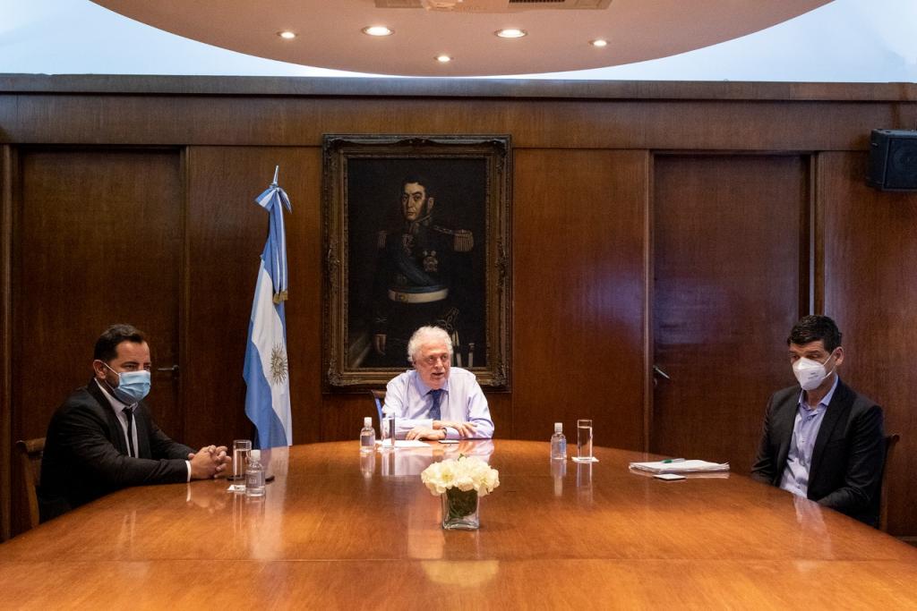 Ginés González García anunció aplicación de suplemento científico-sanitario para agentes de la ANMAT