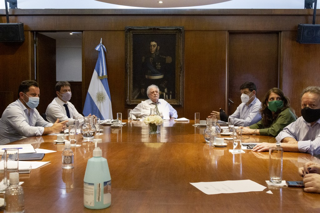 Ministros de Salud analizaron estrategias para dar respuesta al COVID-19