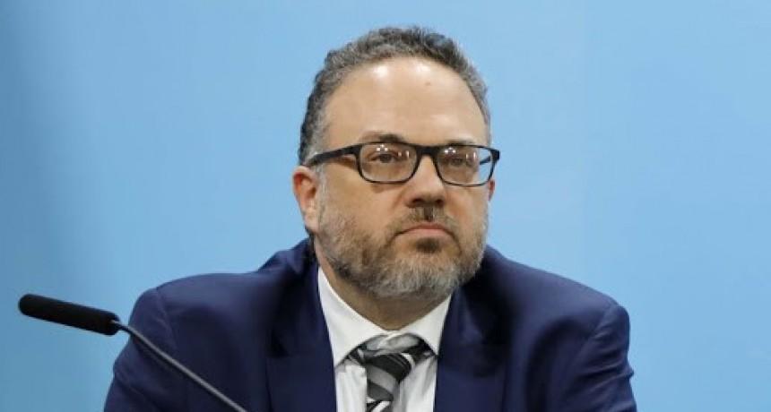 """Matías Kulfas: """"La ayuda del Estado estuvo, está y estará presente para cada sector que la necesite"""""""