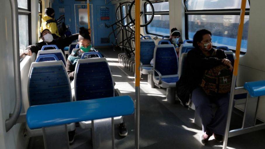 El Gobierno Nacional implementó un operativo especial para el transporte público por la vuelta a clases presenciales
