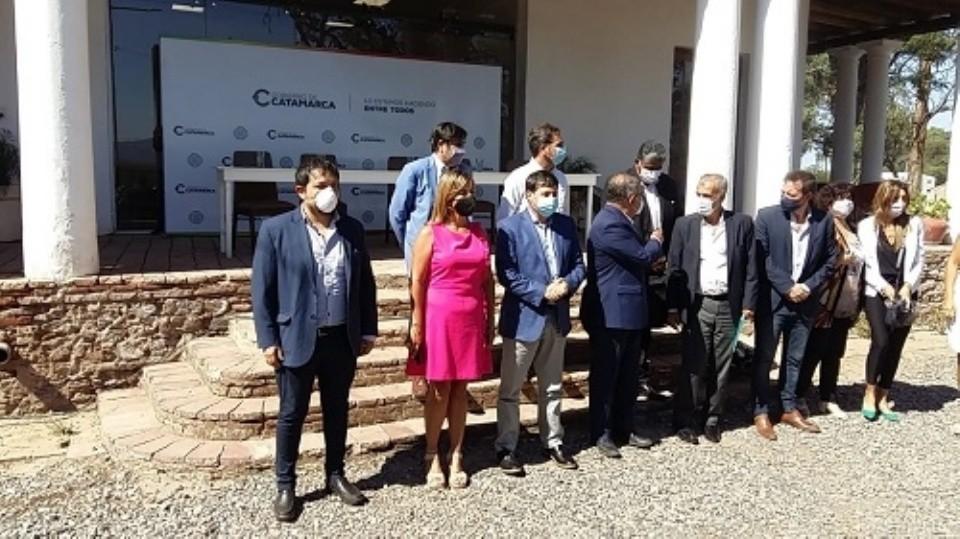 Nación destina $140 millones para centros de desarrollo infantil en Catamarca