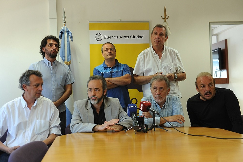 Se realizo la  primera reunión de paritaria docente en la Ciudad, sin oferta salarial