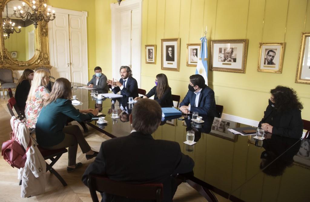 El Gabinete de Ciudadanía remarcó el trabajo conjunto con las 24 jurisdicciones