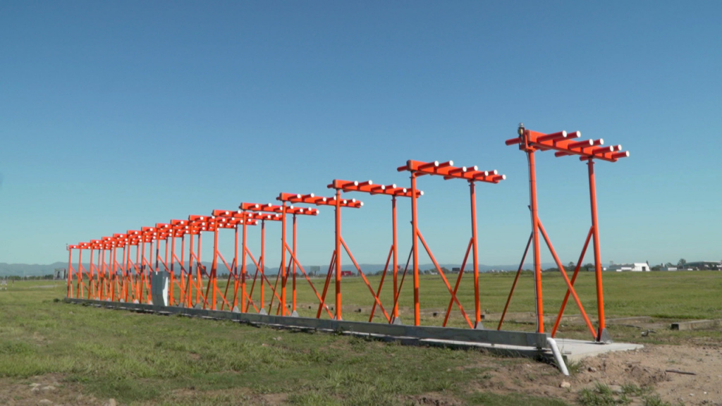 Ya está en funcionamiento el nuevo Sistema ILS en el Aeropuerto de Córdoba para incrementar la seguridad aérea