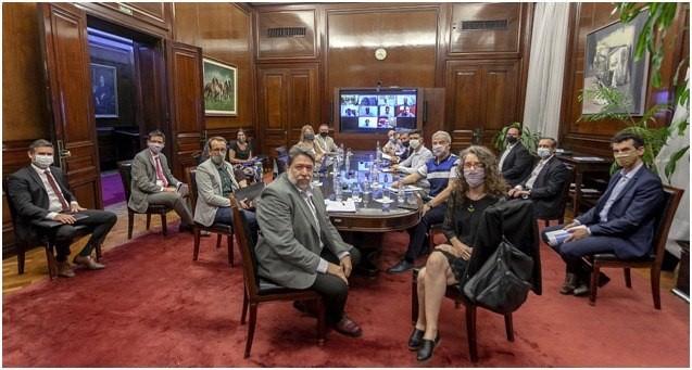 Primera reunión del Consejo Consultivo de la Pequeña y Mediana Empresa.