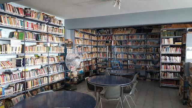 Actividades de la biblioteca Popular Rotaria de Isidro Casanova