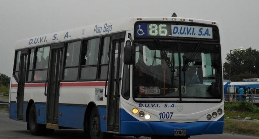 4 líneas de colectivos modificaron parte de sus recorridos hacia y desde la Terminal de Dellepiane