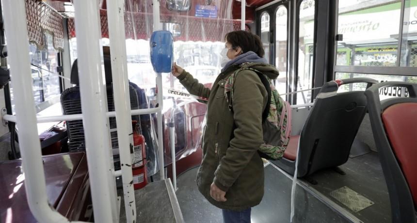 El Ministerio de Transporte recuerda las recomendaciones para el uso responsable del transporte público ante la vuelta a las clases presenciales educativas