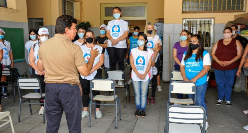 """Fernando Espinoza: """"Es el principio del final de la pandemia"""""""