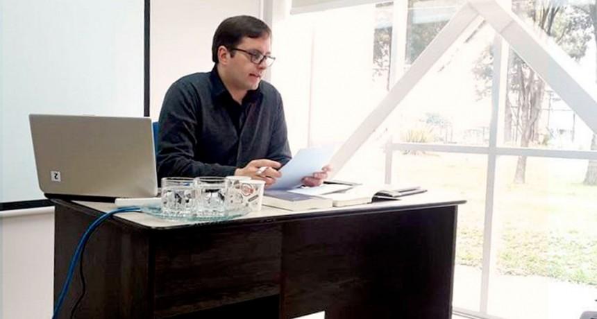 """""""Fenomenología de lo inaparente"""", de Hernán Inverso, fue reconocido con el Prix Mercier 2020"""