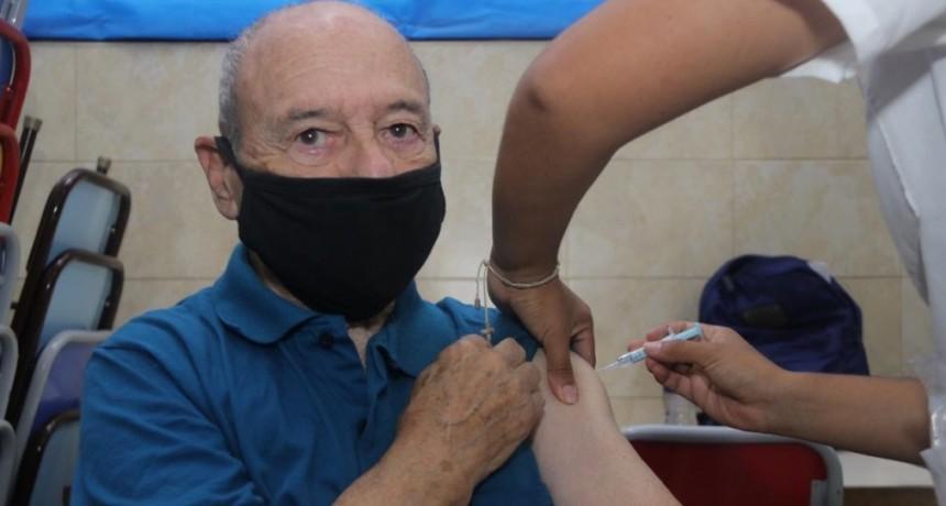 El Municipio de Morón a la cabeza de los municipios con mayor cantidad de vacunados