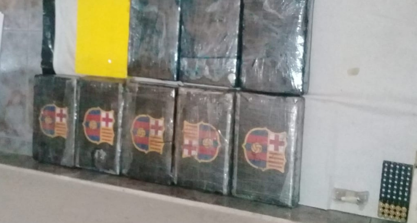 Se desarticuló una organización narcocriminal que operaba en la provincia de Buenos Aires