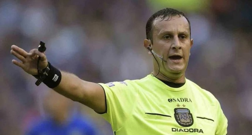 El árbitro para la final entre River y Racing sera Darío Herrera