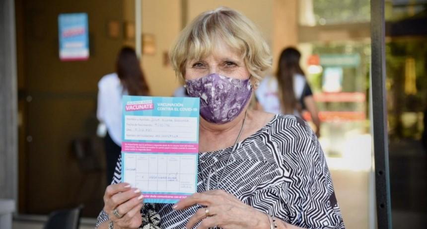 La UTN de Haedo se sumó como sede de vacunación para mayores de 70 años