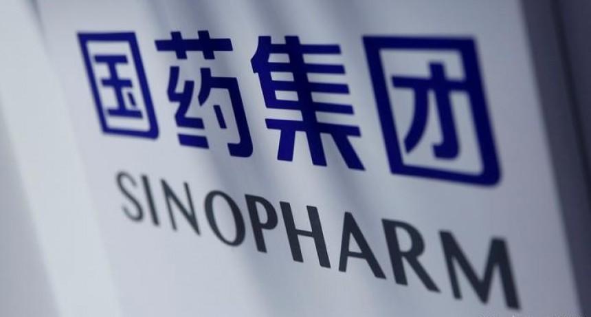 Comenzó la distribución de la vacuna Sinopharm en todo el país