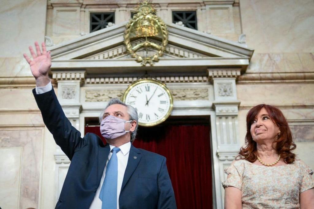 Quiero ser el presidente que vino a unir a los argentinos.
