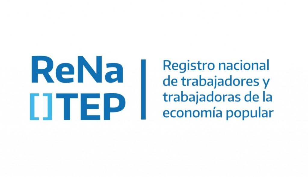 Más de un millón y medio de personas se inscribieron al ReNaTEP