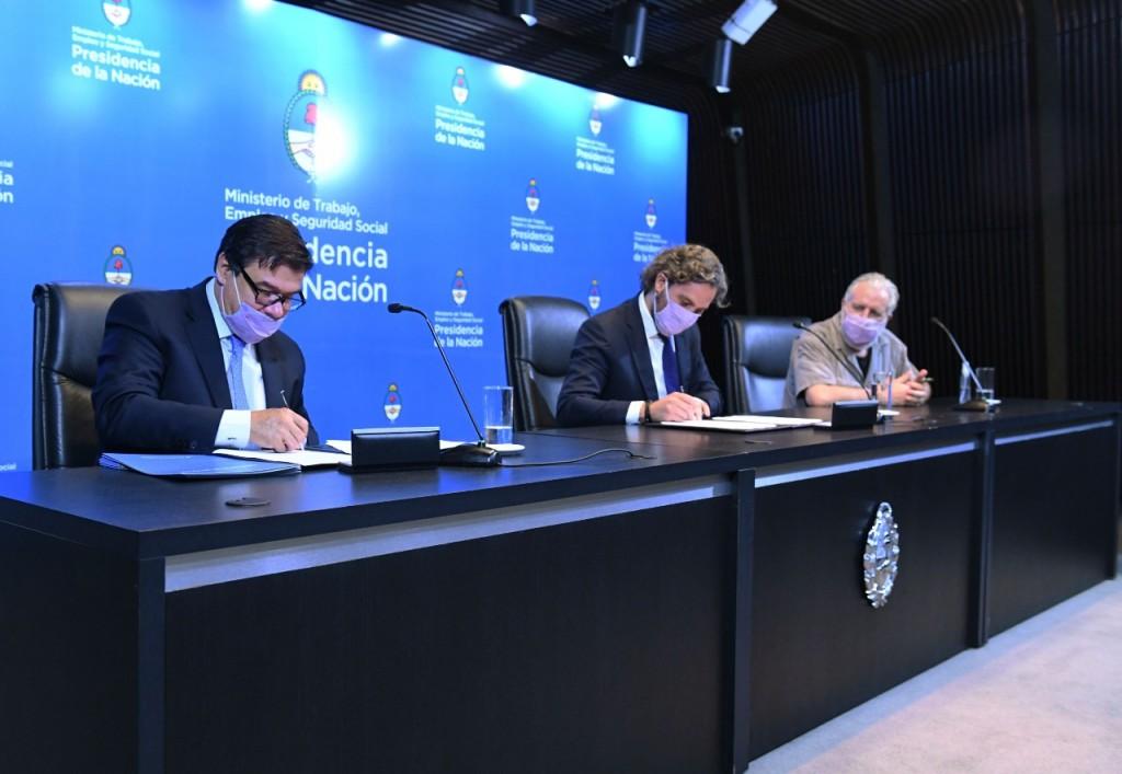 El Ministerio de Trabajo crea el Registro de Asociaciones de Trabajadores de la Economía Popular y de Subsistencia Básica