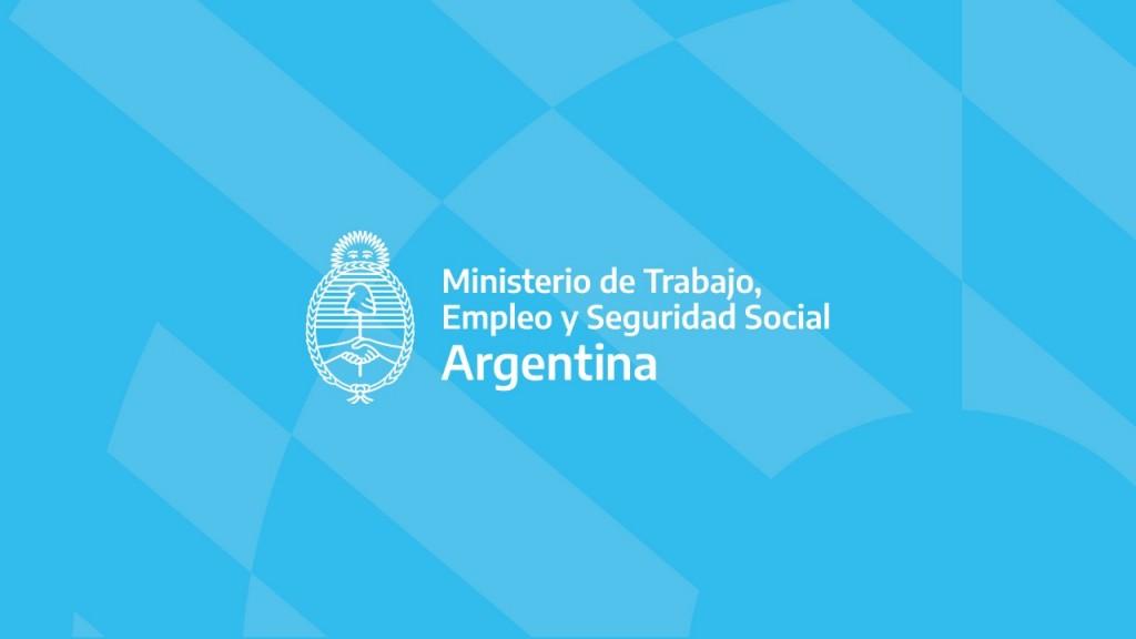 El Ministerio de Trabajo articula acciones con ARSAT y AySA