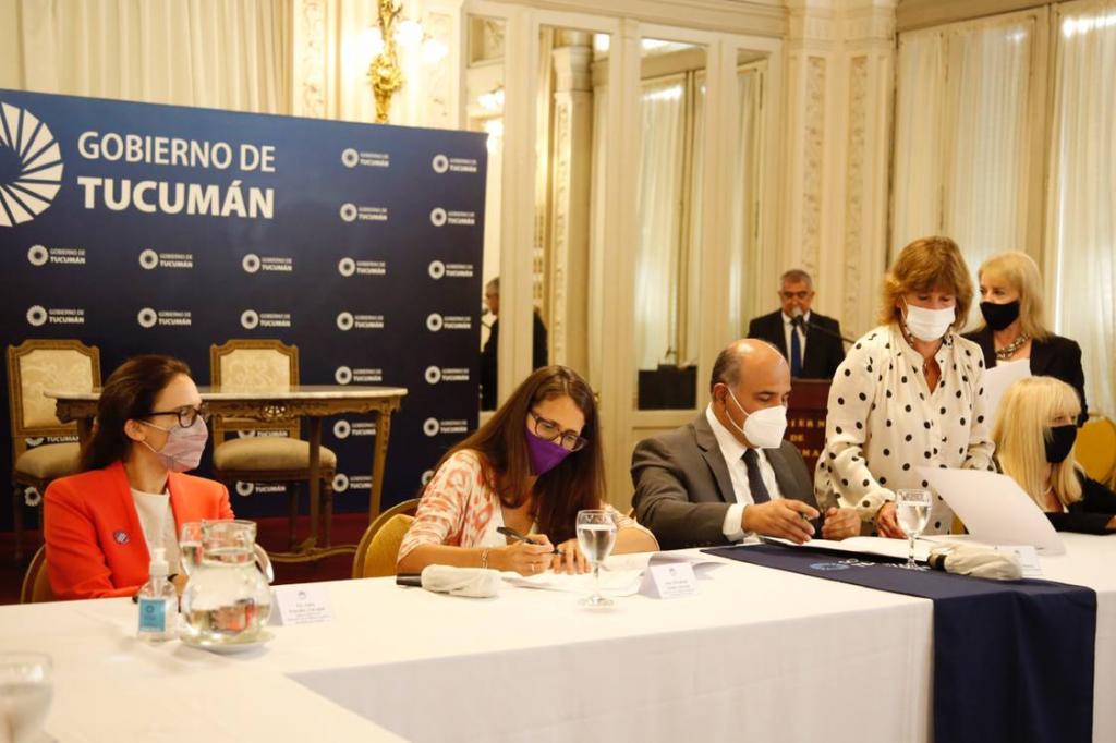 Gómez Alcorta recorrerá todas las provincias del país para poner en marcha el Acuerdo Federal para Prevenir y Abordar las Violencias de Género