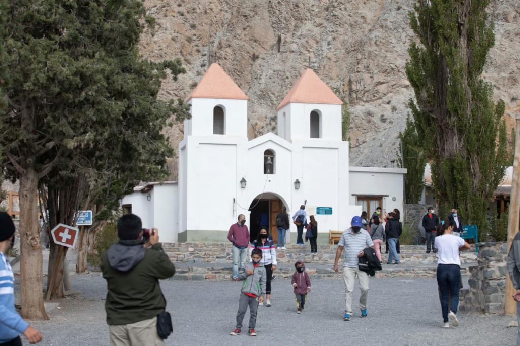 1.9 millones de turistas viajaron en Semana Santa