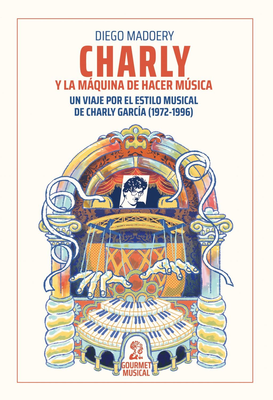 Charly García y la máquina de hacer música