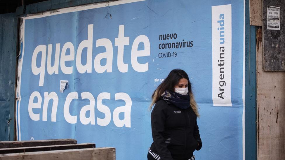 Alerta Covid Argentina