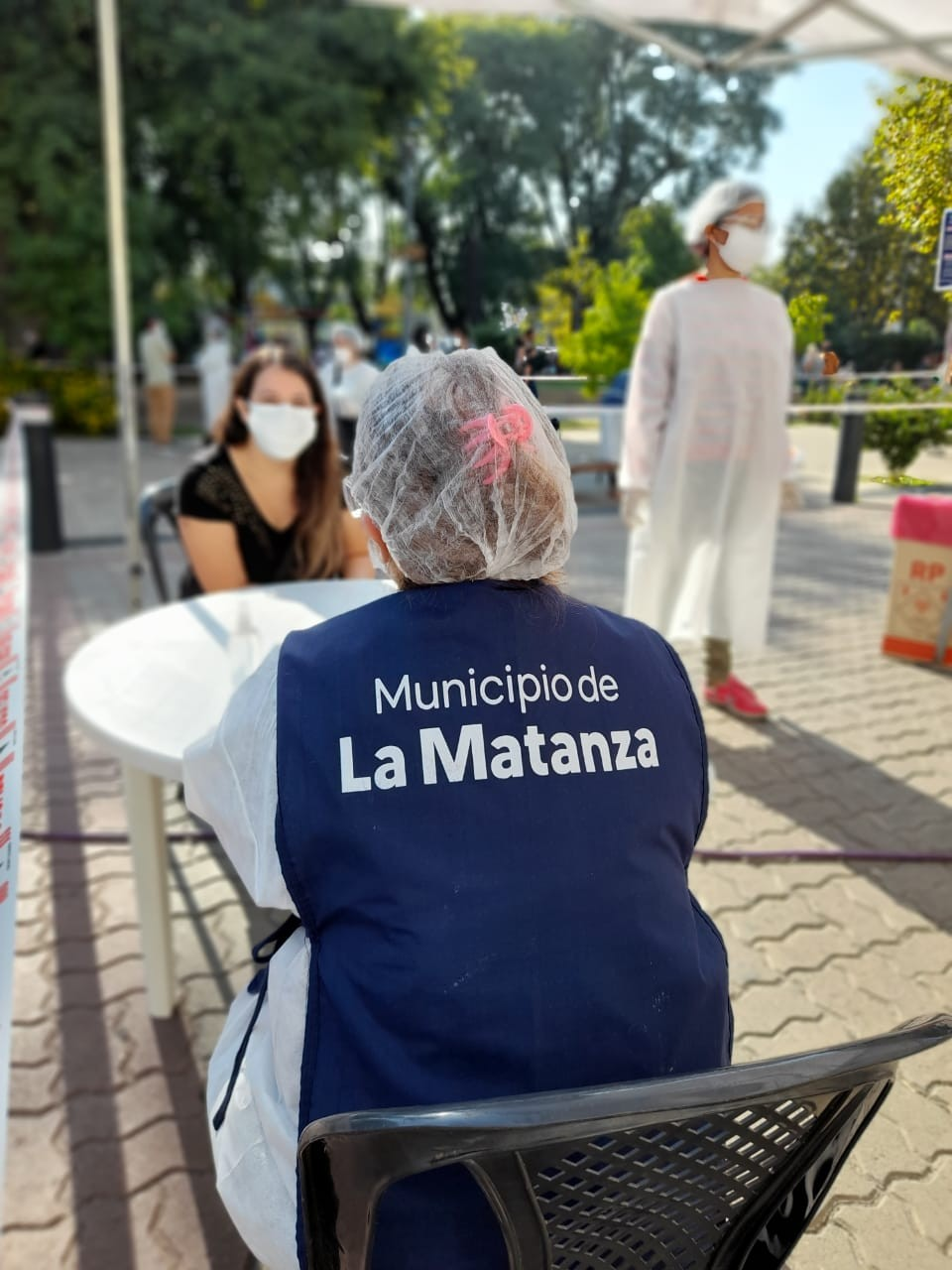 Jornada de Testeos Rápidos en San Justo