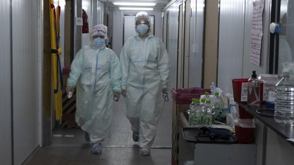 Se diagnosticaron 19.119 casos de coronavirus y fallecieron 80 personas en el país