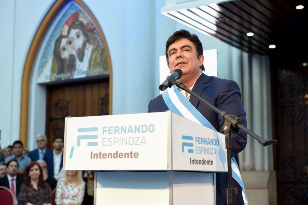 La Matanza otorgó un aumento salarial histórico del 32% para sus empleados municipales.