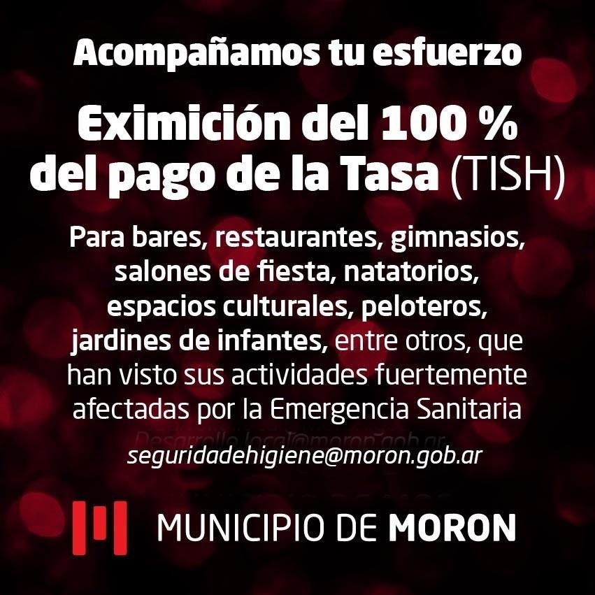 El municipio de Morón exime del pago de tasas a los sectores más afectados por la pandemia