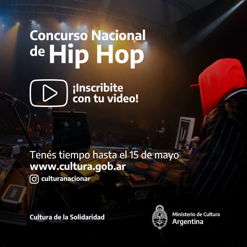 """""""Misión Hip Hop"""", Primer Concurso Nacional de Música Urbana"""