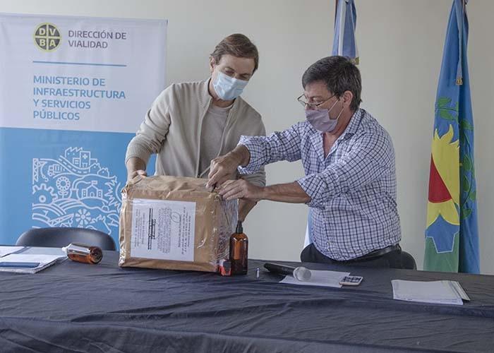 La Provincia de Buenos Aires licitó obras viales por más de 2 mil millones de pesos