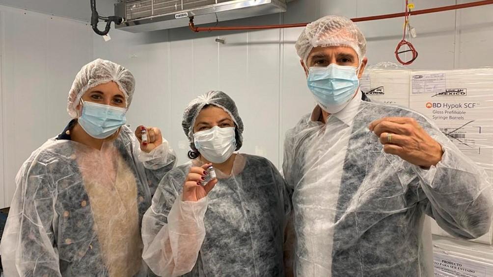 La Argentina comenzó con la producción de la vacuna Sputnik V