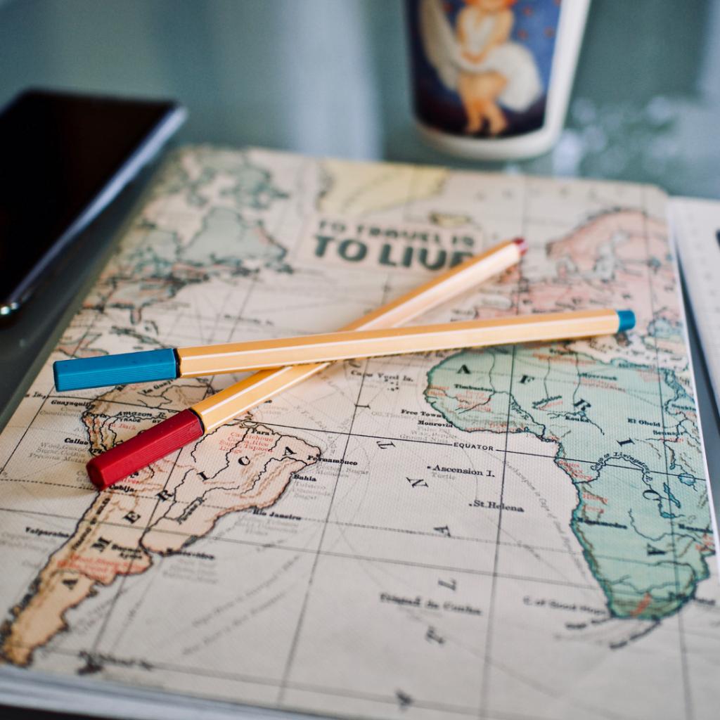 Viajes en tiempo de pandemia. Taller de lectura, escritura y algo más