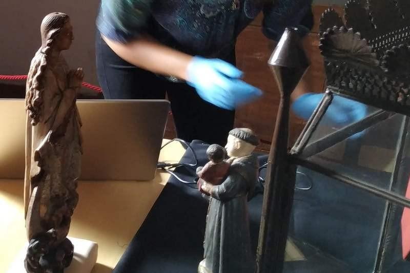 De signos, materias y tiempos. Reflexiones en torno de lo patrimonial cultural, Museo Nacional Estancia Jesuítica de Alta Gracia y Casa del Virrey Liniers