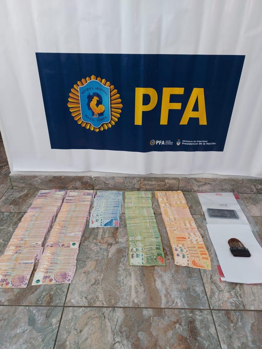 """La Policía Federal desarticuló una organización de """"piratas del asfalto"""""""
