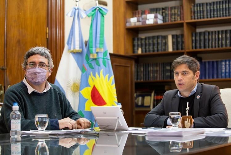 25 municipios suscribieron al plan de Mejora de Caminos Rurales