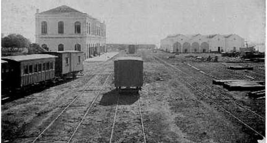 1882- FERROCARRIL OESTE SANTAFESINO: