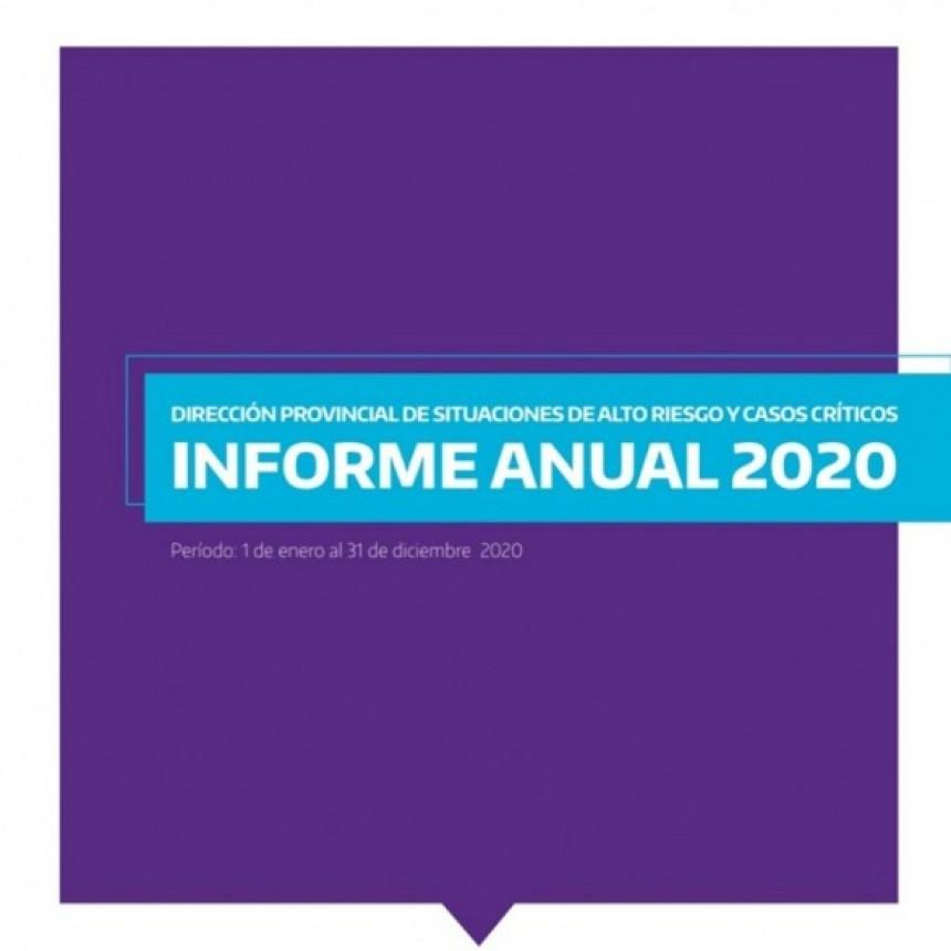 En 2020 se abordaron 2.775 casos críticos de violencia de género