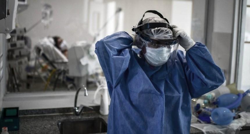 Murieron 383 personas y 24.999 fueron reportadas con coronavirus en el país