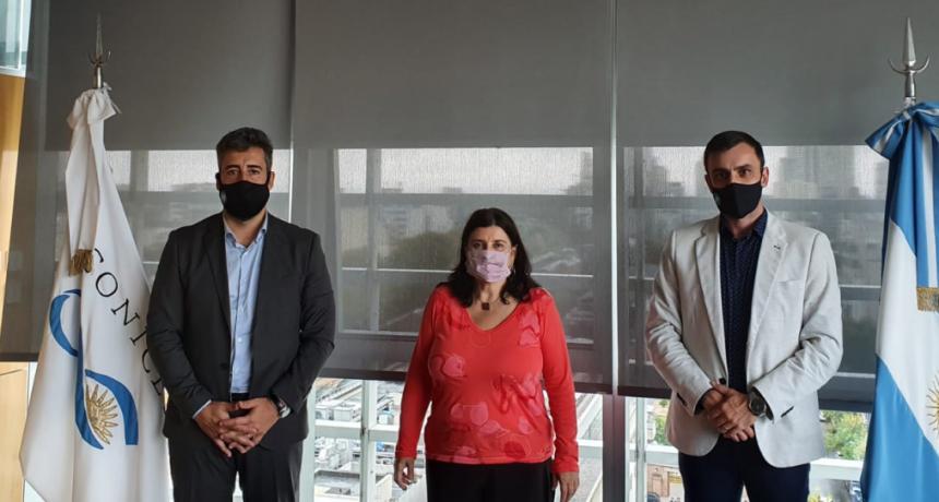 El CONICET y el Colegio de Abogados de Córdoba firmaron un convenio de colaboración científica