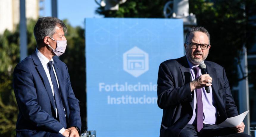 """Matías Kulfas lanzó el """"Plan de Desarrollo Productivo Argentina 4.0"""""""