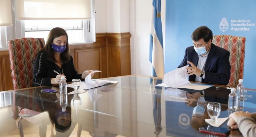 Potenciar Trabajo incluirá a personas en situación de violencia de género de la provincia de Buenos Aires