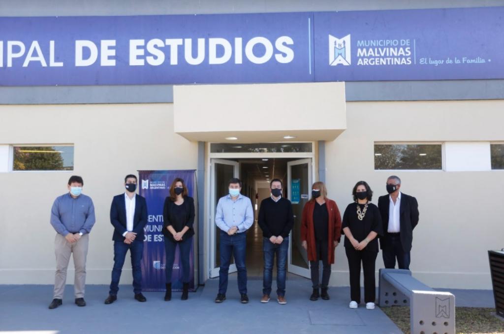 Máquinas y herramientas para emprendedoras y emprendedores de Malvinas Argentinas