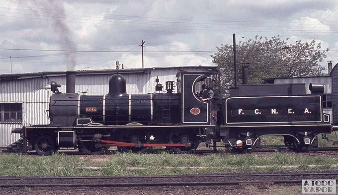 1893: Entre los trenes mesopotámicos y los Lacroze.