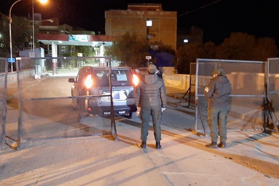 La Gendarmería Nacional y la Policía Nacional de Bolivia rescataron a cinco víctimas de trata y a un niño en Potosí